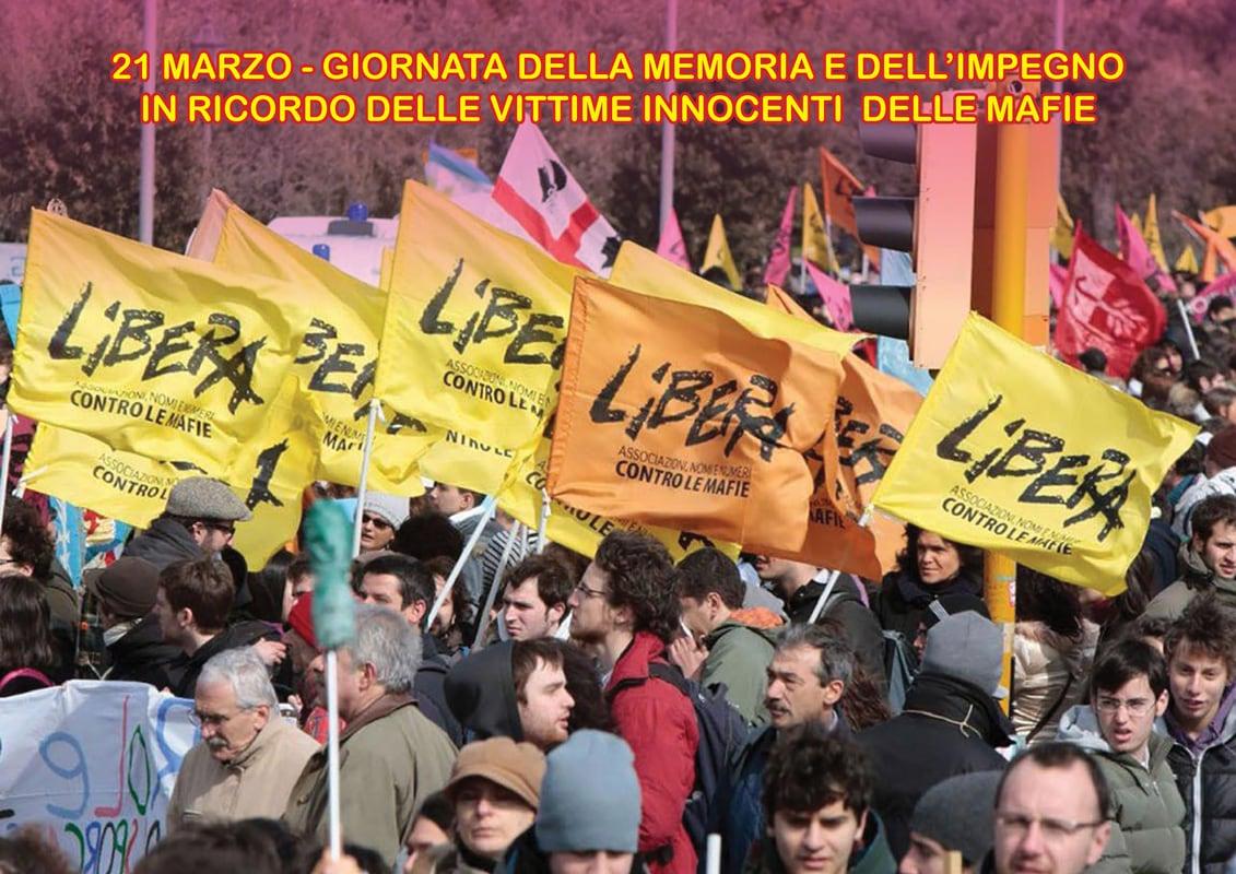manifestazione dell'associazione libera