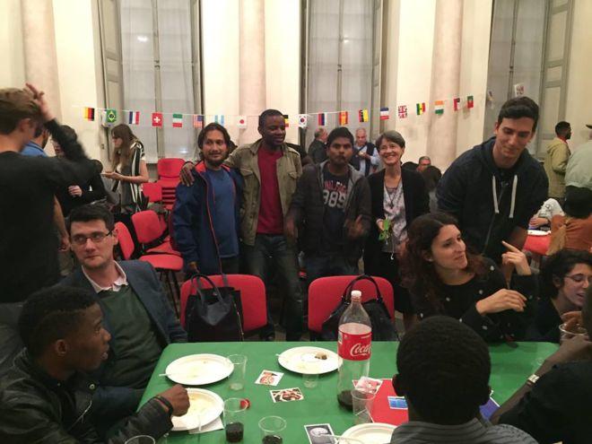 festa dell'associazione migr'action