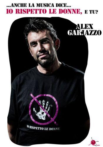 foto del musicista alex gariazzo
