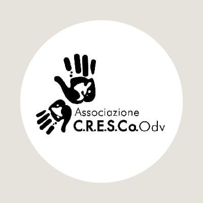 logo associazione c.r.e.s.co quadrato