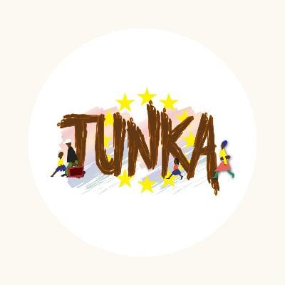 logo tunka quadrato